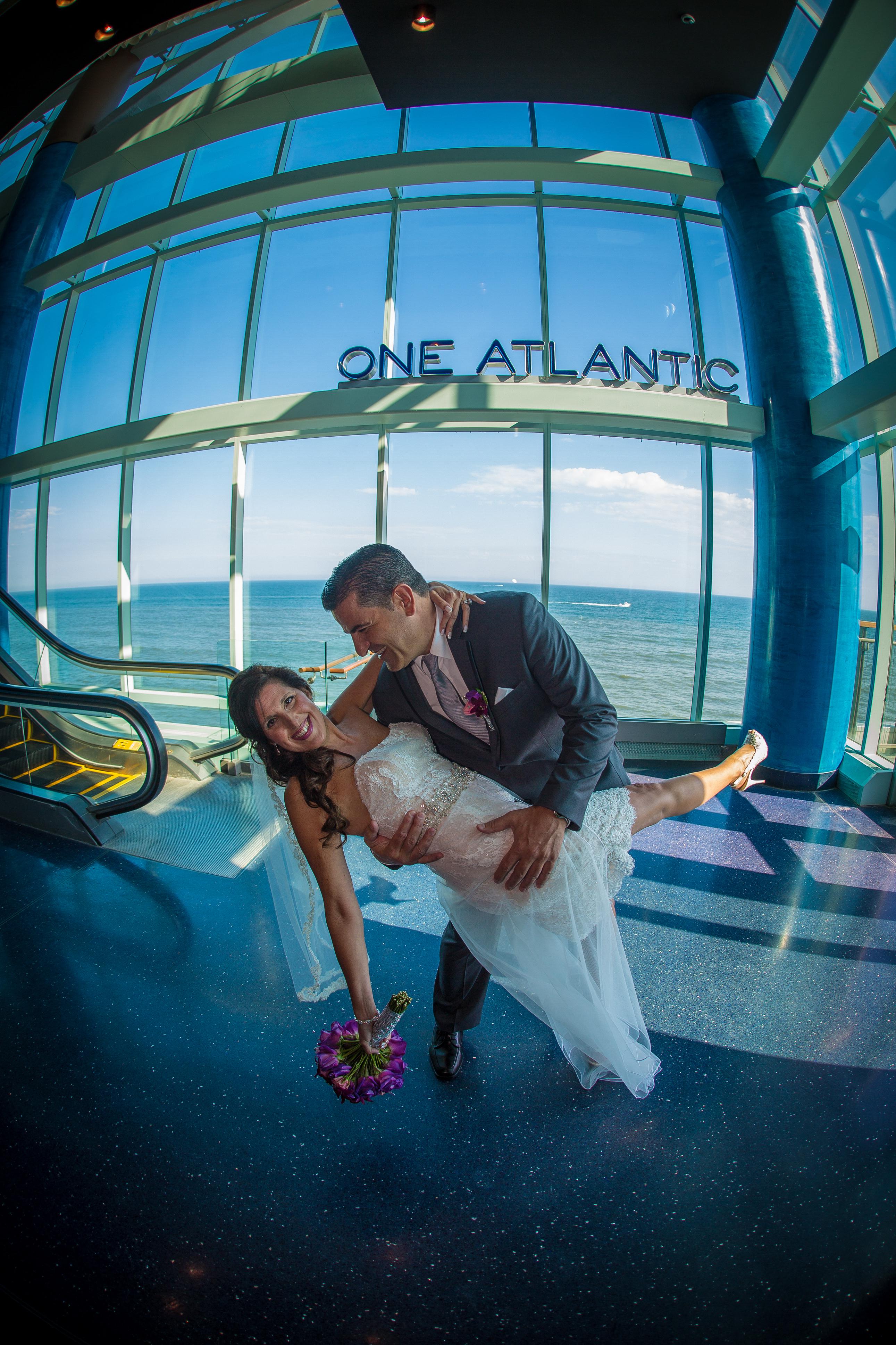 Mario & Ginette | Atlantic City NJ Wedding Photography