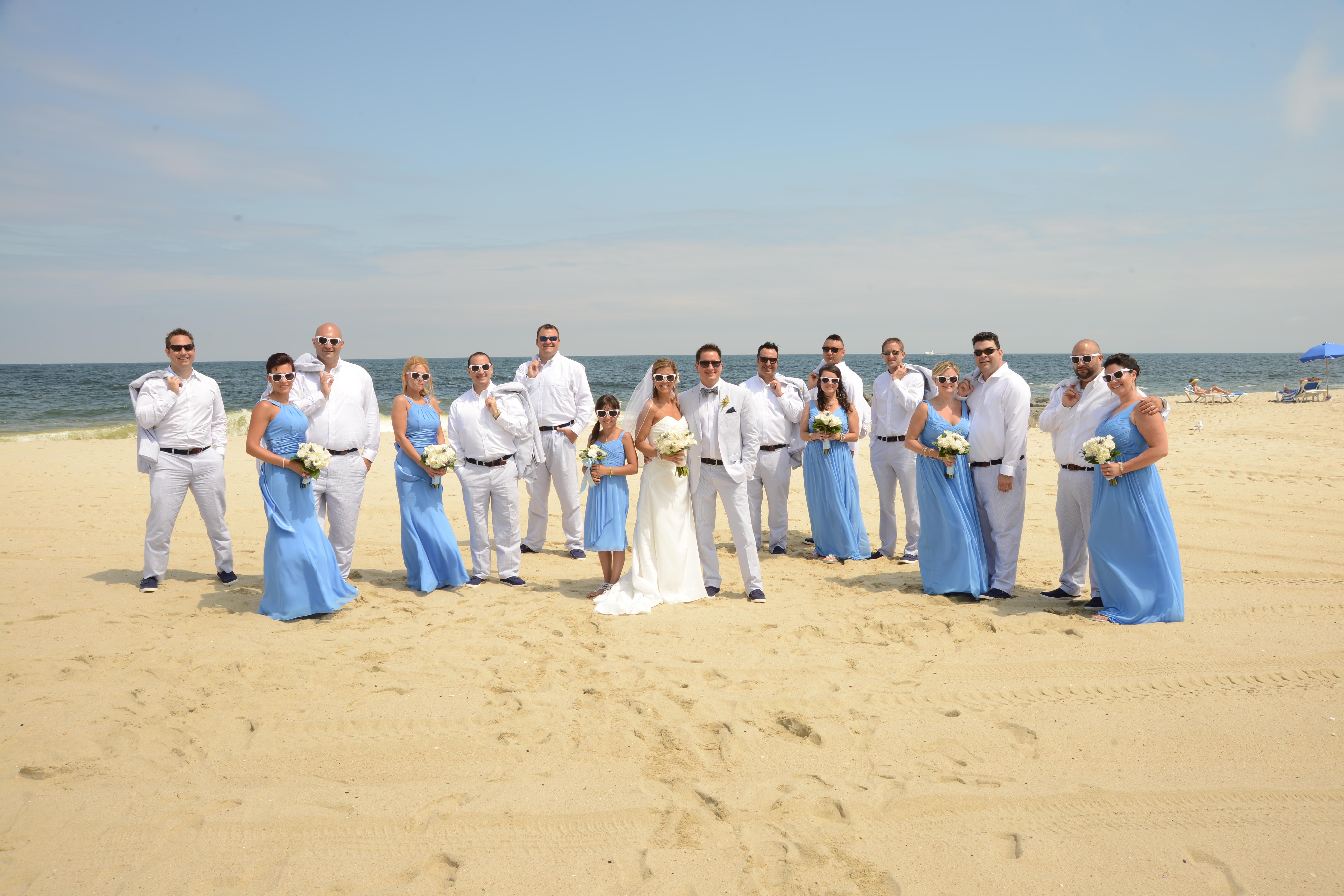 SJ Beach Weddings