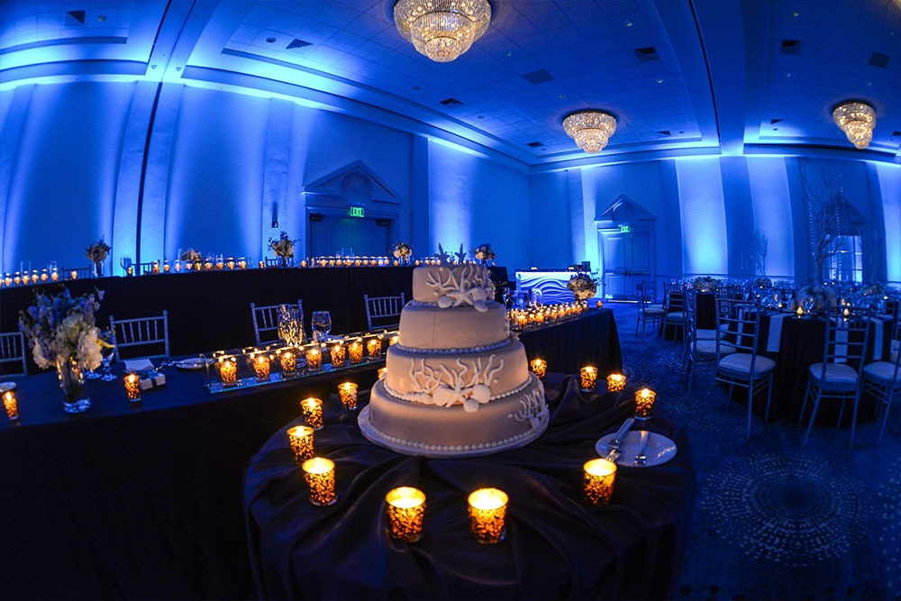 Lighting for Weddings NJ