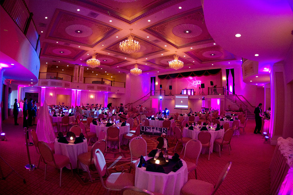 Wedding Lighting Rental NJ