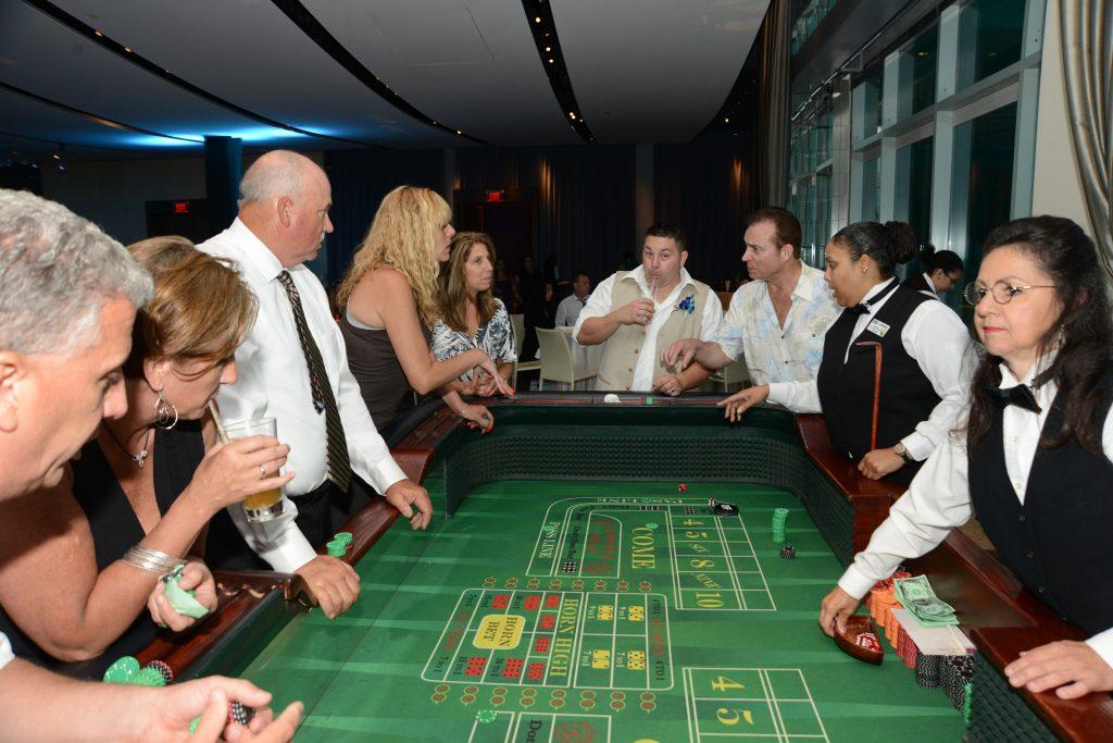 NJ Casino Night Theme