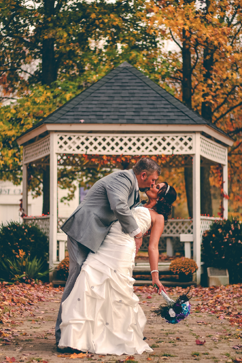 Fall In Love With Your Autumn Wedding